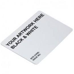 ACSS EM/HID 125kH ISO CARD - BLANK