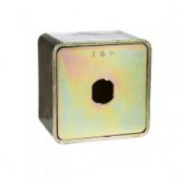 ADI KEY BOX 75x75x50MM KB0898 w/out Cam Lock