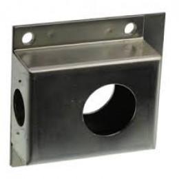 ADI LOCK BOX G393/60 GATE MOUNT less 30mm CYLINDER COLLAR