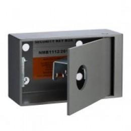 ADI SECURITY KEY BOX HINGED L/CYL NMB11112/EM/LC