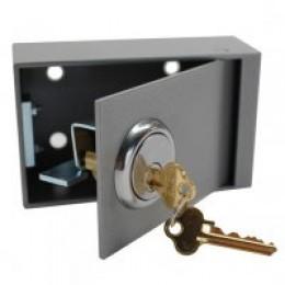 ADI SECURITY KEY BOX HINGED with 201 CYL NMB1112/201