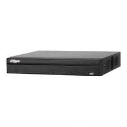 DAHUA Lite 4Ch Compact, 4K, H.265, 80Mbps, 4PoE, Inc. 2TB HDD