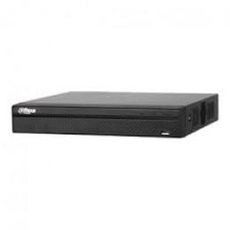 DAHUA Lite 8Ch Compact, 4K, H.265, 80Mbps, 4PoE, Inc. 2TB HDD