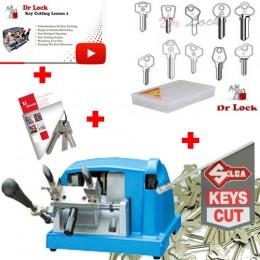 Kiosk Key Cutting Starter Package - Kit 6