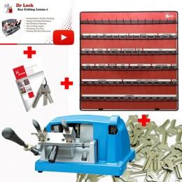 Kiosk Key Cutting Starter Package - Kit 7