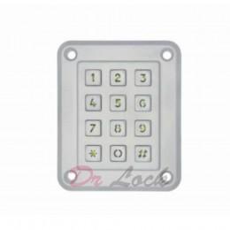 Access Control Nidac Keypad Illuminated PSE