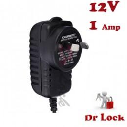 12V Plug Pack 1A