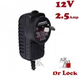 12V Plug Pack 2.5 A