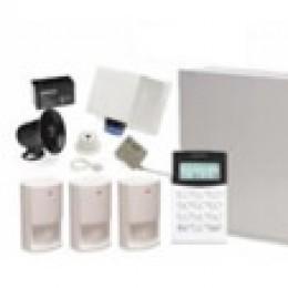 Bosch 16  Alarm System