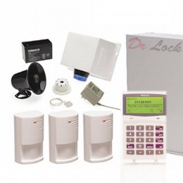 Bosch 16 i Alarm System