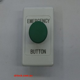 Emergency Button Green - Yellow - Red