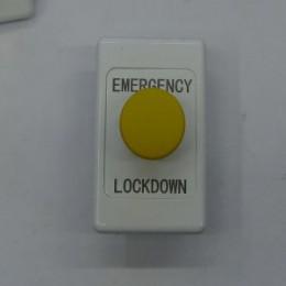 Emergency Lockdown Yellow Button