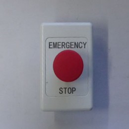 Emergency Stop Red Button