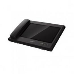 "DAHUA IP 10.2"" Touch Screen Desk Master Station, Black"