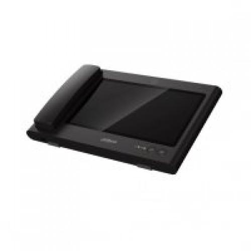 Dr Lock Shop DAHUA IP 10.2 Touch Screen Desk Master Station, Black