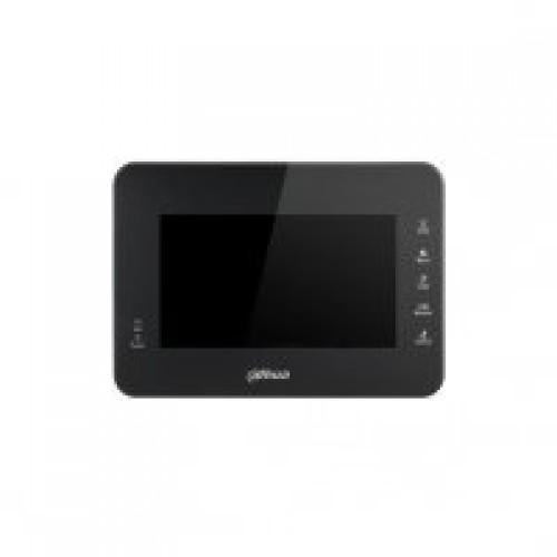 Dr Lock Shop DAHUA IP 7 TFT Touch Screen Indoor Monitor, Black