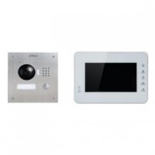 Dr Lock Shop DAHUA IP Intercom Kit VTO2000A -VTH1560BW Surface Mount
