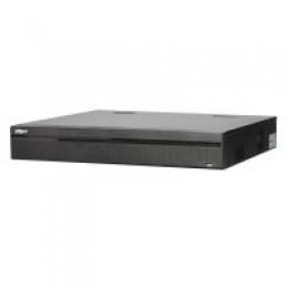 DAHUA Pro 24Ch, 4HDD, 4K ,H.265, 320Mbps, 24 Port PoE, NVR (NO HDDs)