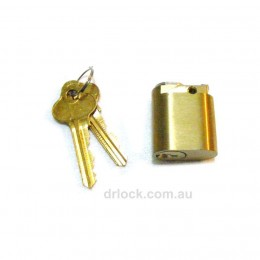 Oval Cylinder Brass Strong Ok DISCONTINUED