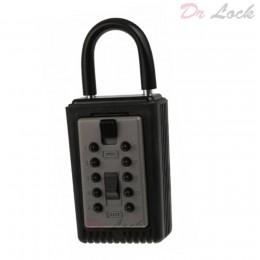 Key Safe - Supra - C3 - Hold 3 Keys - Titanium