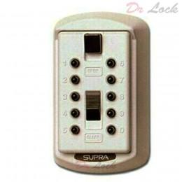 Key Safe - Supra - S6 - Hold 2 Keys - White