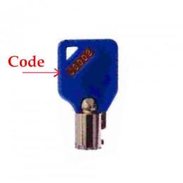 Gem Key Cut To Code - J002