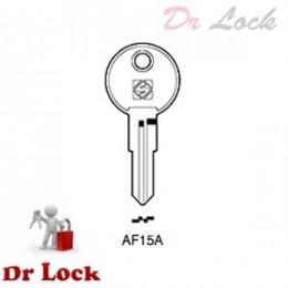 Fiat Car Key Blank AF15A