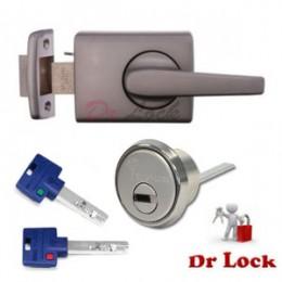 Lockwood 002 Lever  - Open Out Door - Mul-T-Lock