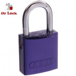 Abus 72/40 Padlock Purple