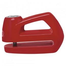 ABUS BIKE LOCK DISC BRAKE 285 RED ELEMENT KEYED 5MM PIN
