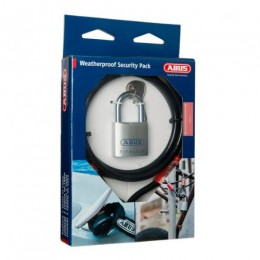 ABUS COMBO PACK CABLE PADLOCK COBRA 10-200 AND 80TI50