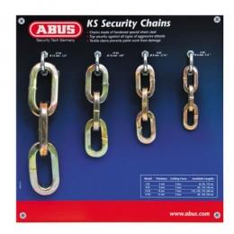 ABUS DISPLAY BOARD 300x30MM KS CHAIN