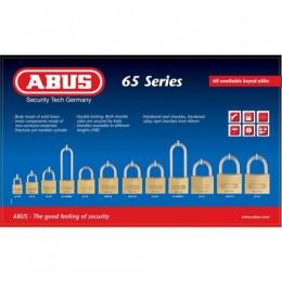 ABUS DISPLAY BOARD 600x300MM 65 SERIES