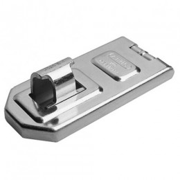 ABUS HASP & STAPLE 140/120 DP 120mm W/-DISKUS P/LOCK