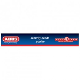 ABUS HEADER CARD 1200x200MM 3MM FOREX