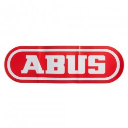 ABUS MERCH STICKER MED 300x94mm