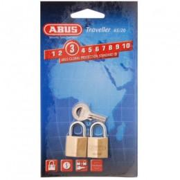 ABUS P-LOCK 65-20 DP Pkt=2