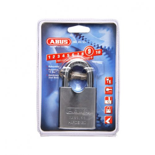 Dr Lock Shop ABUS P/LOCK 83/55 KD DP SERIES Z VERSION