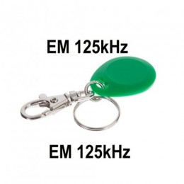 ACSS EM 125kH TUMBLER FOB with KEYCHAIN - GREEN