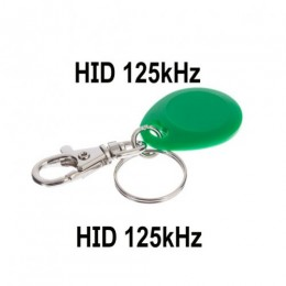 ACSS HID 125kH TUMBLER FOB with KEYCHAIN - GREEN