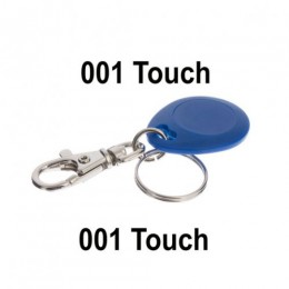 ACSS LOCKWOOD 001 TOUCH TUMBLER FOB with KEYCHAIN - BLU