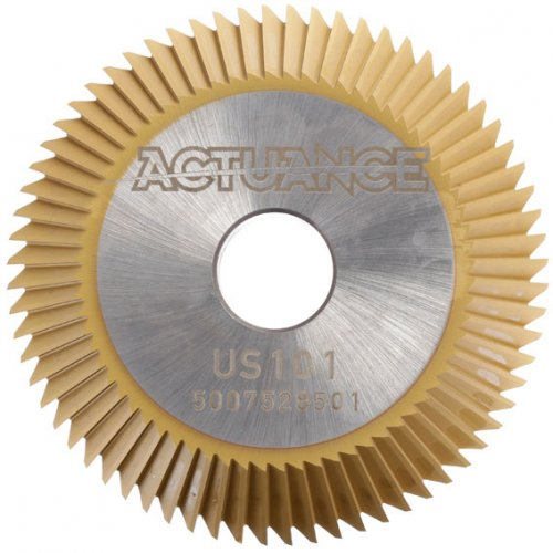 Dr Lock Shop ACTUANCE CUTTER US101 MILL HSS M42 with HARD PLATING