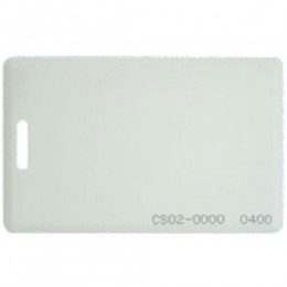 CS PROXIMITY CLAM SHELL CARD THICK 4069 PRINTED NUMBERS