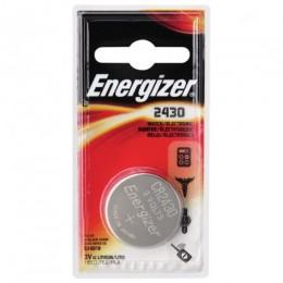 ENERGIZER BATTERY COIN CELL PK1 3V CR2430 LITHIUM
