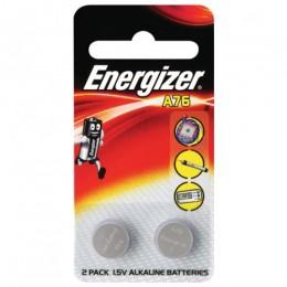 ENERGIZER BATTERY COIN CELL PK2 1.5V A76 ALKALINE