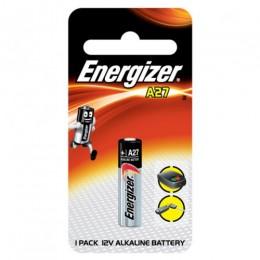 ENERGIZER BATTERY MINI PK1 12V A27 27A ALKALINE