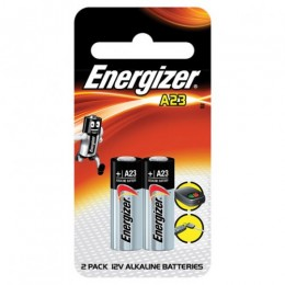 ENERGIZER BATTERY MINI PK2 12V A23 ALKALINE