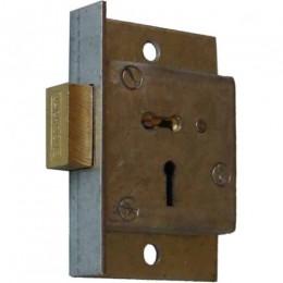 JACKSONS LOCK SAFE JBP6L IRON PLATE TYPE 6 LEVER