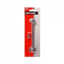 LOCKWOOD CABIN HOOK L829 150mm CP DP