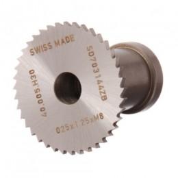 SILCA CUTTER LANCER WARD 25x1.25x40mm